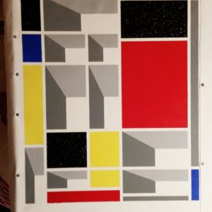 francesco visalli inside mondriaan photogallery paintings in execution 004 piet mondrian