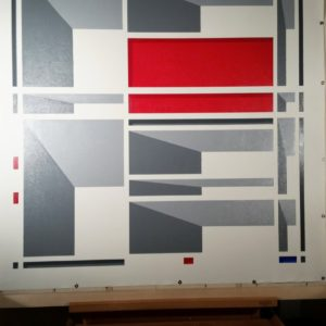 francesco visalli inside mondriaan photogallery paintings in execution 014 piet mondrian