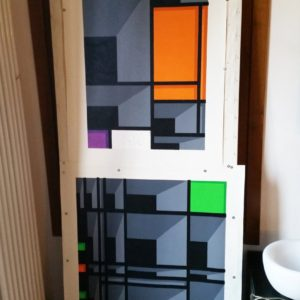 francesco visalli inside mondriaan photogallery paintings in execution 019 piet mondrian