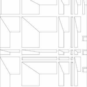 francesco visalli inside mondriaan project B315 disegno 4 piet mondrian
