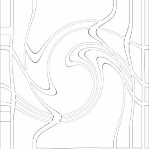 francesco visalli inside mondriaan project B317 disegno 3 piet mondrian
