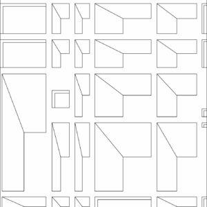francesco visalli inside mondriaan project B320 disegno 4 piet mondrian