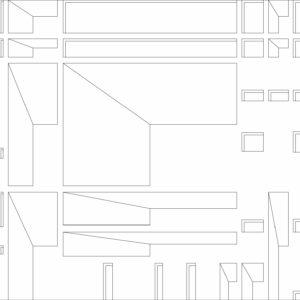 francesco visalli inside mondriaan project B321 disegno 4 piet mondrian