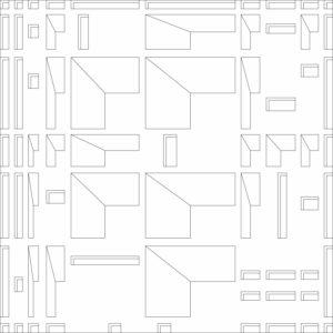 francesco visalli inside mondriaan project B367 disegno 4 piet mondrian