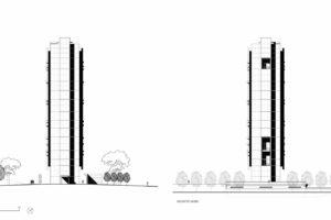 francesco visalli inside mondriaan the monolith big biside NEW YORK BIG2 prospetto NORD SUD 2 piet mondrian