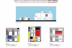 francesco visalli inside mondriaan SCULPTURE HOESE opere utilizzate3 piet mondrian