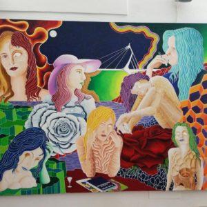 francesco visalli ritratto di donna exhibition003