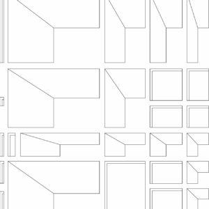 francesco visalli inside mondriaan project B318 disegno 3 piet mondrian