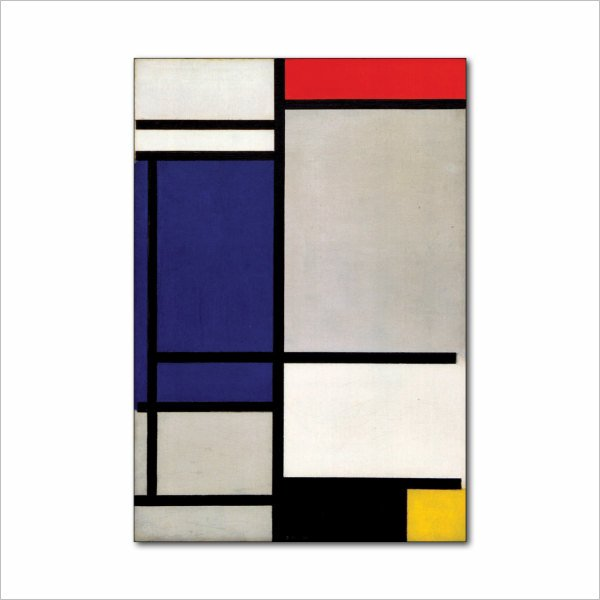 francesco visalli inside mondriaan project cover 10 piet mondrian
