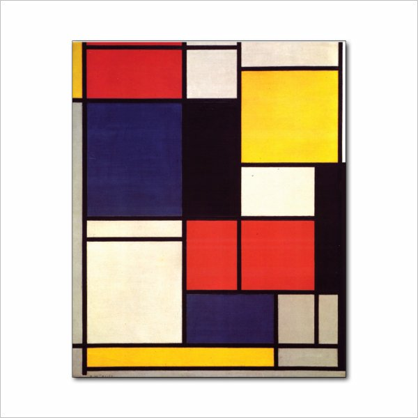francesco visalli inside mondriaan project cover 14 piet mondrian