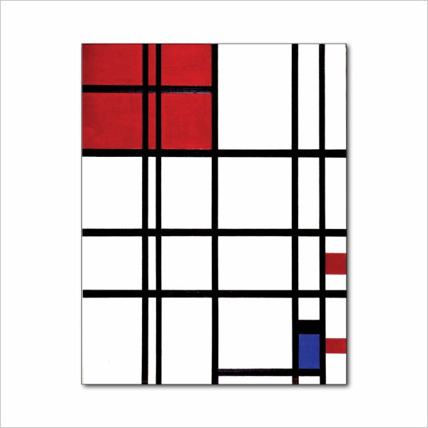 francesco visalli inside mondriaan project cover 38 piet mondrian