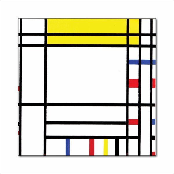 francesco visalli inside mondriaan project cover 44 piet mondrian