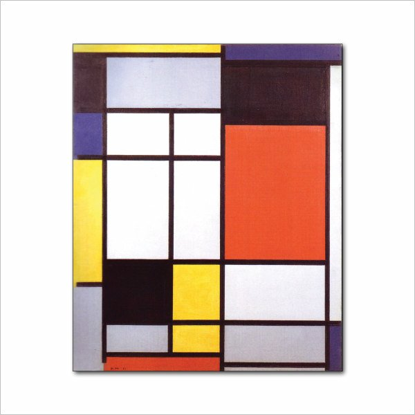 francesco visalli inside mondriaan project cover 6 piet mondrian