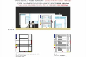 francesco visalli inside mondriaan HOUSE FOR ARTIST opere utilizzate3 piet mondrian 1