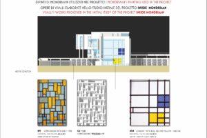 francesco visalli inside mondriaan HOUSE FOR ARTIST opere utilizzate4 piet mondrian 1