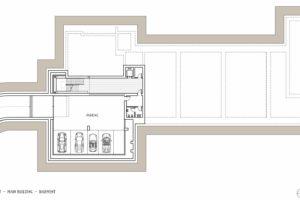 francesco visalli inside mondriaan v house MAIN basement piet mondrian