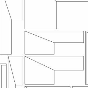 francesco visalli inside mondriaan project B126 disegno 4 V2 piet mondrian