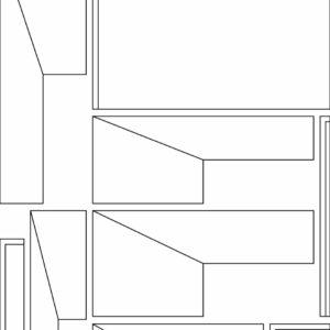 francesco visalli inside mondriaan project B126 disegno 5 V2 piet mondrian