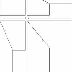 francesco visalli inside mondriaan project B238 disegno 5 piet mondrian