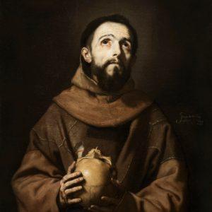 12 San Francesco in meditazione Jusepe de Ribera