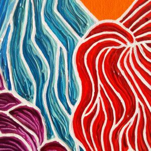 francesco visalli La vie en rose (Eros 5) detail 003